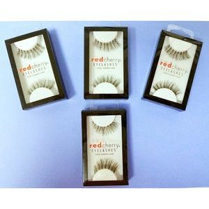 RED CHERRY False Eyelashes 2 Styles